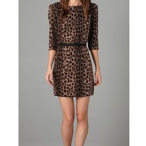 Camilla and Marc Blind Call Leopard Dress Frock 6